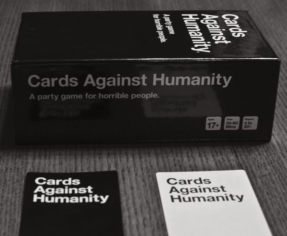 Spark Boutik Cards Against Humanity
