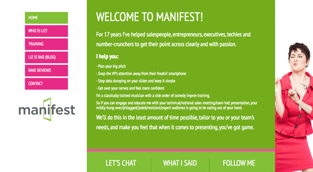 Manifest Consulting Spark Boutik Portfolio