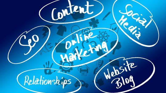 keyword-driven content