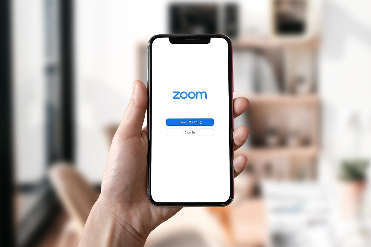 zoom meeting_Biljana Jovanovic_pixabay